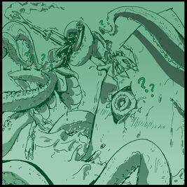 Kraken & Antinium by JohnDoe