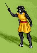 Bezale by DemonicCriminal colorized by Enya