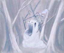 Toren vs Snow Golem by BroscipleofBrodin
