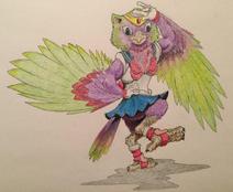 Sailor Peki by Brack