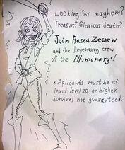 Rasea Zecrew by DemonicCriminal