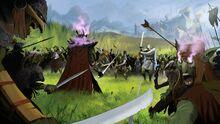 Goblin War by Pino44io