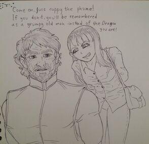 Ryoka & Teri by DemonicCriminal