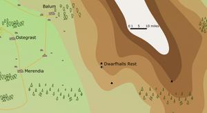 DwarfhallArea Map
