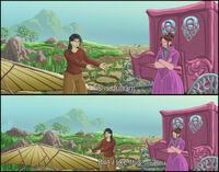 Mangolia & Ryoka by DemonicCriminal