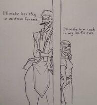 Palt & Erin by DemonicCriminal