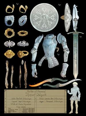 Horns of Hammerhand Equipment by Enuryn