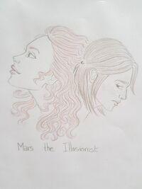 Mars by CarolinaCM