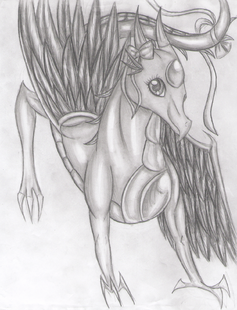 Eurydice the Dragon
