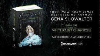 Alice In Zombieland by Gena Showalter (Book Trailer)-0