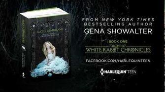 Alice In Zombieland by Gena Showalter (Book Trailer)