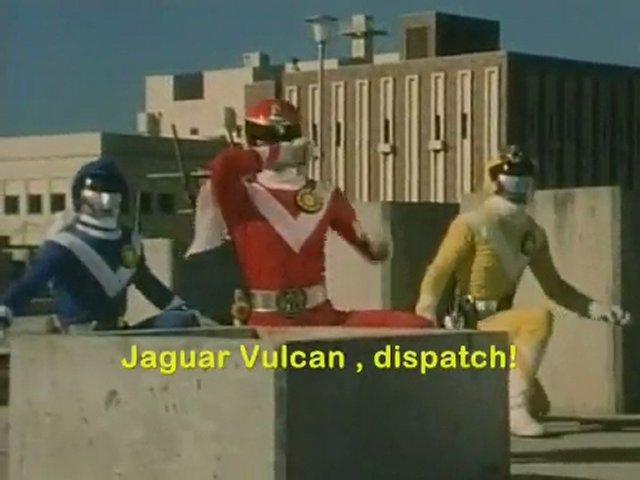 Taiyou Sentai Sun Vulcan Ep 1 (2 3)