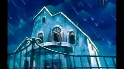 Sally Czarodziejka - Duchy Starego Domu