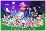 All theponies