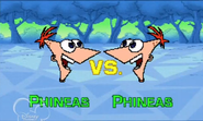 PHINEAS VS PHINEAS