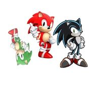Recolered Sonicz FOR SAEKS