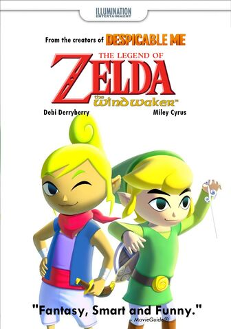 File:The Wind Waker Movie DVD cover 1.jpg