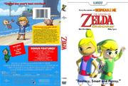 The Wind Waker Movie DVD Full Cover (2016)