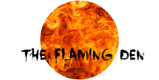For Flaming den 2