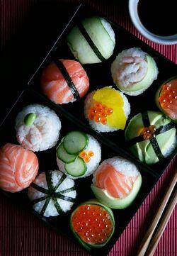 Seaside Sushi