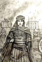 Zerzuran queen at war