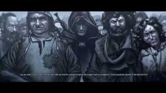 The Witcher 3 Wild Hunt - Intro Comic Cinematic HD