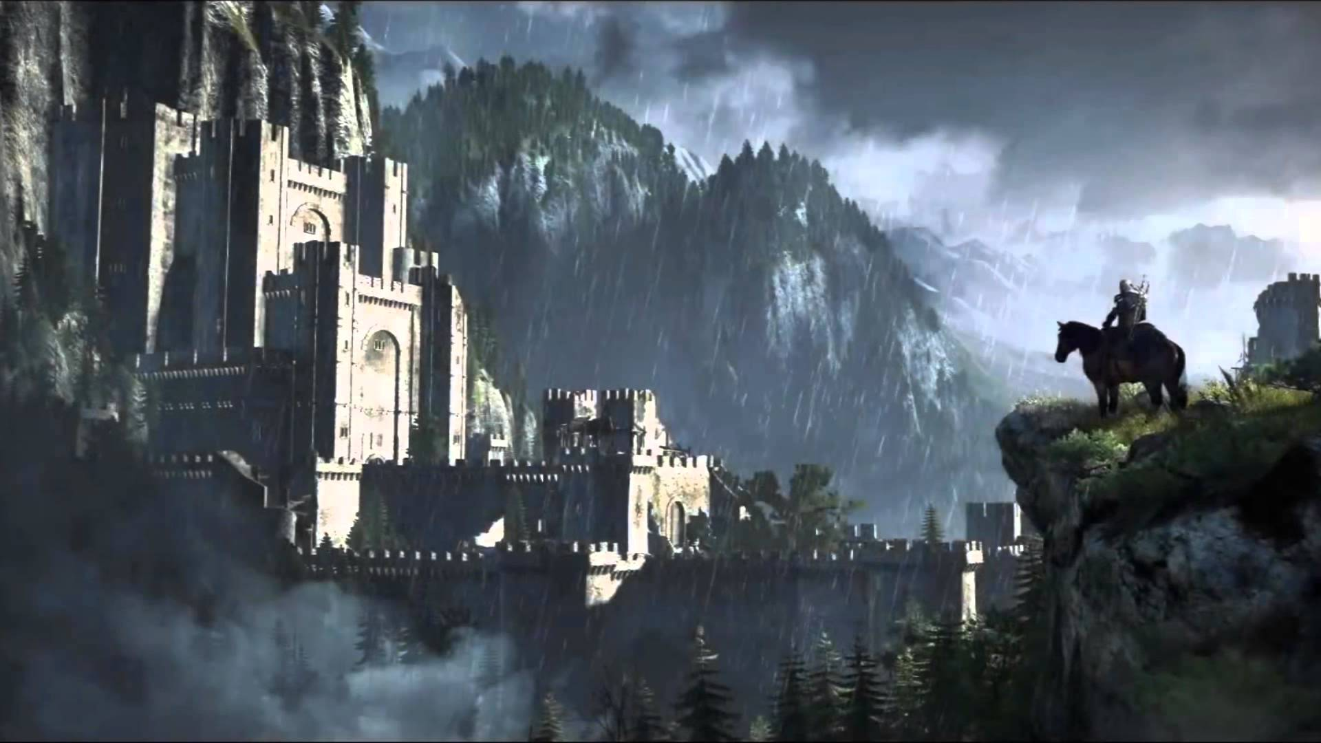 On The Path The Witcher Rising Flames Wikia Fandom