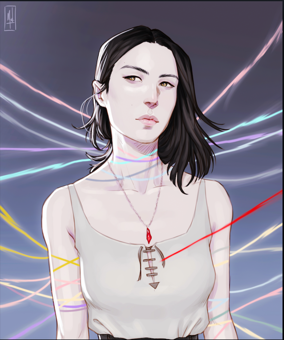 Iseult Det Midenzi | The Witchlands Series Wikia | Fandom
