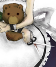 Limbless teddy