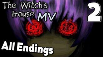 The Witch's House MV - Witch Way is the Right Way? ( ALL ENDINGS ), Manly Let's Play 2