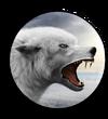 Hud avatar snow wolf