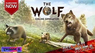 The Wolf Online Simulator (Android) Gameplay Episode 6 - Makan Rusa