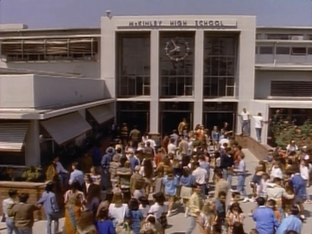 Image result for Wonder years school