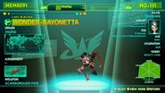 Wonder-Bayonetta