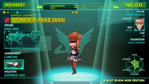 Wonder-Mailman