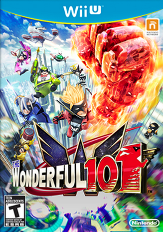 The Wonderful 101 (Game) | The Wonderful 101 Wiki | FANDOM powered