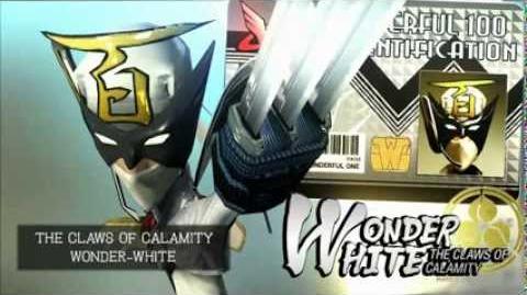 The Wonderful 101 - Wonder-Eyes Transformation, Wonder-White