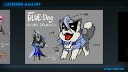 Wonder Blue Dog Profile