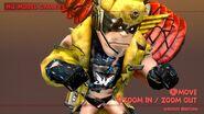 Wonder-Yellow Damaged