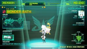Wonder-Bath