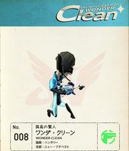 W101 Wonder-Clean Note