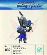 W101 Wonder-Blue Note