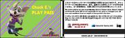 Chuck E's PlayPass (East Asia)