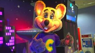 In The Future - Chuck E. Cheese's West Melbourne