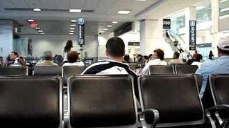 Fire alarm Alarma de incendio en MIA Airport-0