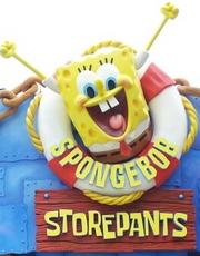 SpongeBob StorePants logo