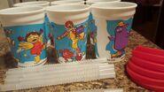 McDonald's kiddie cups