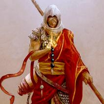 Blind Monk