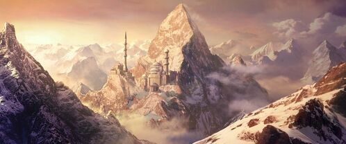 Ranga - Home of the Frost Giants