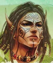 Wild Elf Tribal Markings